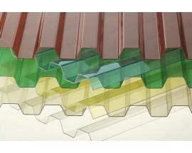 Конструктивные решения из поликарбоната - надежность и эстетика