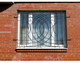 Решетки на окна: классификация