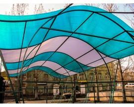 Правила монтажа конструкций из поликарбоната